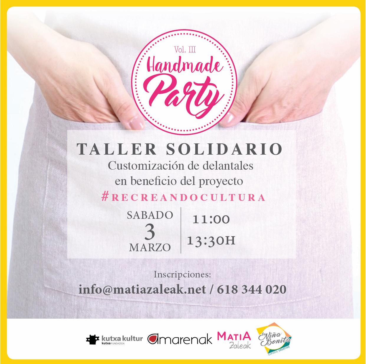 Evento solidario Donostia