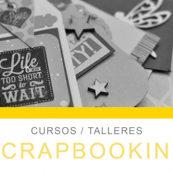 Iniciación al scrapbooking y encuadernación creativa