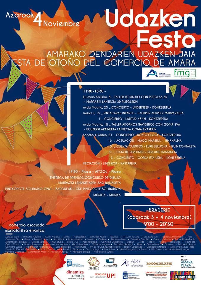 Actividades gratuitas para niños y adultos en Donostia