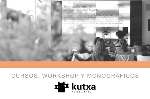 talleres kutxakultur