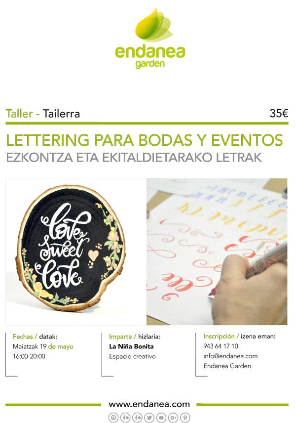 lettering y letras bonitas para bodas, bautizos y comuniones