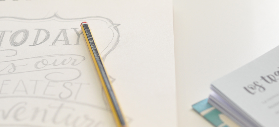lettering y manualidades