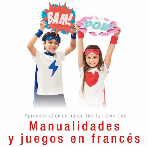 manualidades y juegos en francés con Pause Apéro