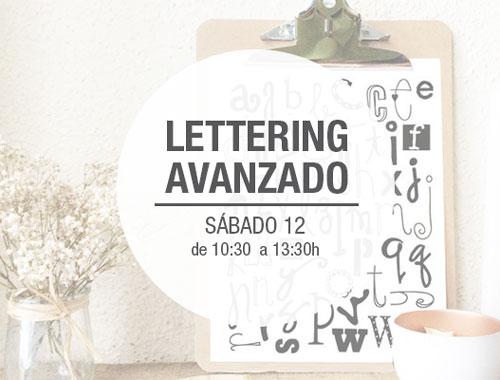 curso de lettering nivel I