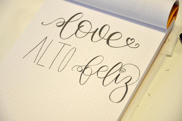 tipografia bonita