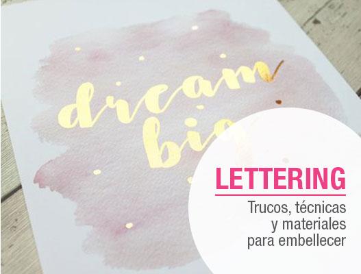 curso de lettering nivel iniciacion y avanzado