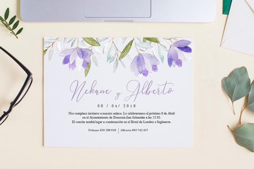 nvitaciones bonitas para 2019