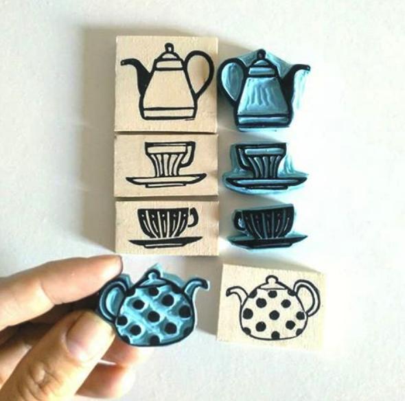 sellos café
